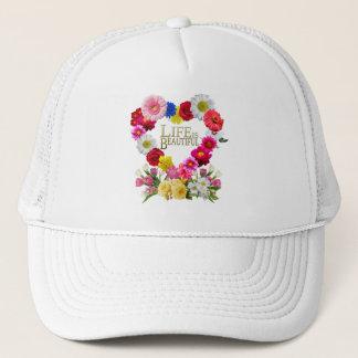 Life IS beautiful Trucker Hat