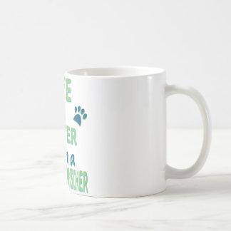 Life is Better Doberman Pinscher Coffee Mug