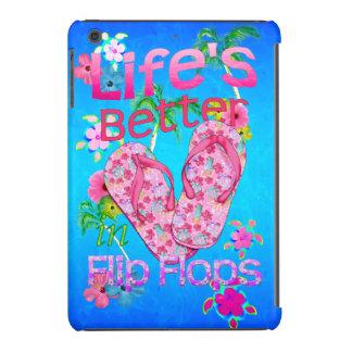 Life Is Better In Flip Flops iPad Mini Cases