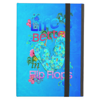 Life Is Better In Flip Flops Cover For iPad Air