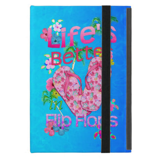 Life Is Better In Flip Flops iPad Mini Covers