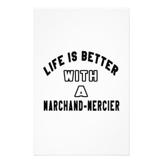 Life Is Better With A Marchand-mercier Stationery Design