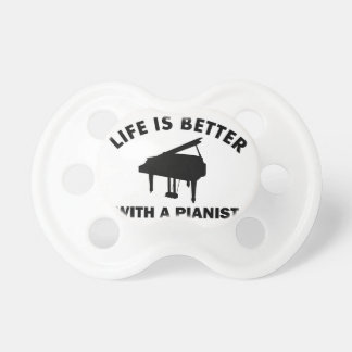 Life is better with a pianist dummy