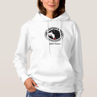 Life Is Better With An Alaskan Malamute Any Name Hoodie