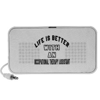 Life Is Better With An Occupational Therapy Assist iPod Speakers