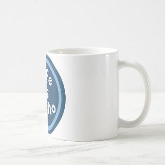 Life is bueno mug