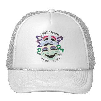 Life is Drama Mesh Hat