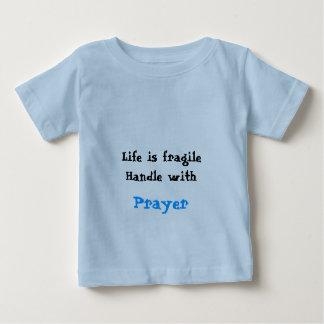 """Life is Fragile"" Child's Tee"