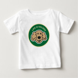 Life is golden baby T-Shirt
