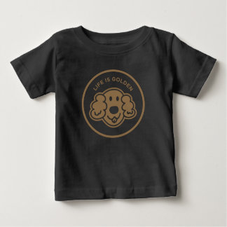 Life is golden [Limited Gold] Baby T-Shirt