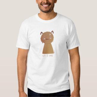 Life is Hard Puppy Tee Shirt