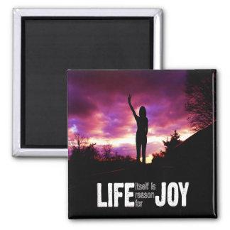 Life is Joy Magnet