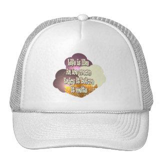 Life Is Like An Ice Cream... Hat