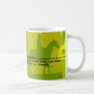 Life is Majestic Coffee Mug