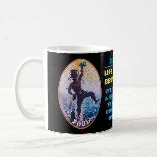 Life is not a destination - Sailor Specialty Mug