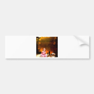 Life is not a quiz_Painting.jpg Bumper Sticker