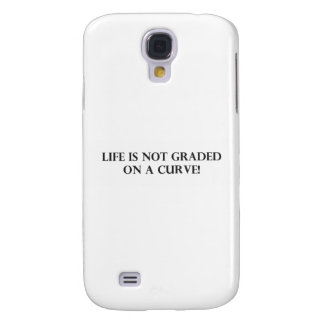 Life is Not Graded on a Curve pdf Galaxy S4 Cases