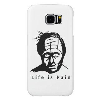 Life is Pain - Dark humour