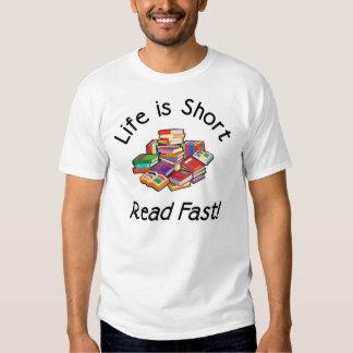 Life is Short Basic Light T, 11 colors, YXS-6XL T-shirts