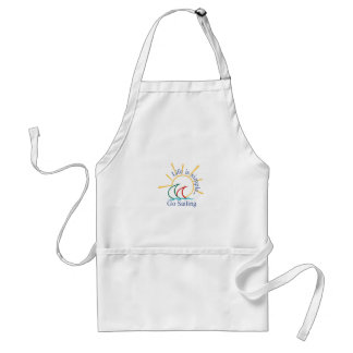 Life Is Simple Standard Apron