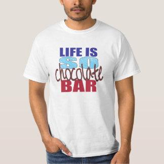 Life is SO Chocolate Bar Tee