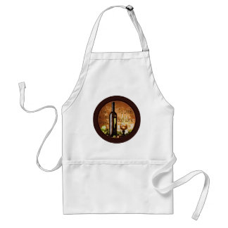 Life Is Too Short To Drink Bad Wine Aprons