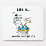 Life is worth to Fight For