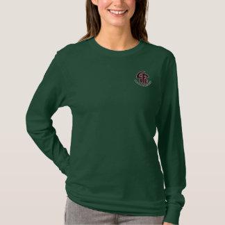 Life Leadership Long Sleeve Shirt Hunter Green