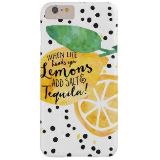 Life, Lemons, Salt, & Tequila | funny case