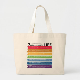 Life Lessons Canvas Bag