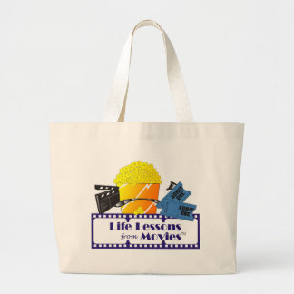 Life Lessons from Movies Tote Bag