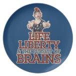 Life liberty and BRAINS