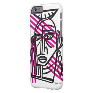 Life Lines - Face No.2 Barely There iPhone 6 Case
