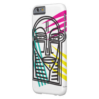 Life Lines - Face No.3 iPhone 6 Case