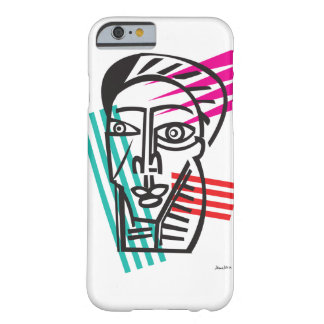 Life Lines - Face No.5 iPhone 6 Case