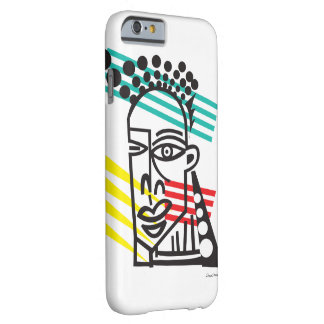 Life Lines - Face No.6 Barely There iPhone 6 Case