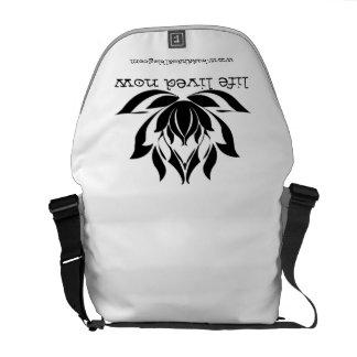 Life Lived Now - Messenger Bag