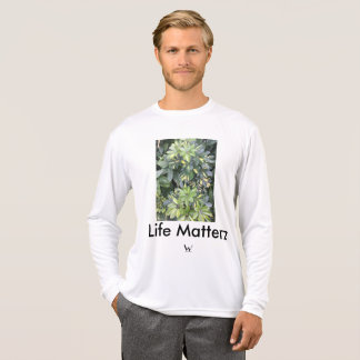 Life matters (world citizen) T-Shirt