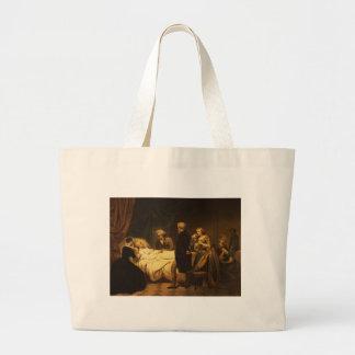 Life of George Washington The Christian Death Bag