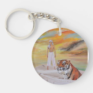 Life of Pi Key Ring