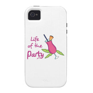 Life Of The Party iPhone 4/4S Cover