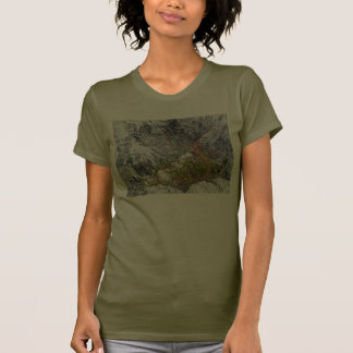 Life On A Fossilized Reef T-shirts