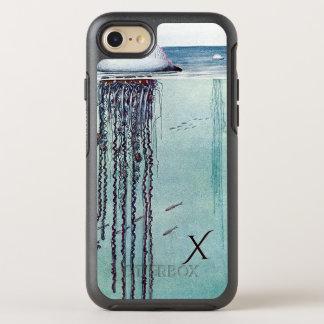 Life On The Ocean Monogram OtterBox Symmetry iPhone 7 Case