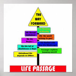 Life Passage Print