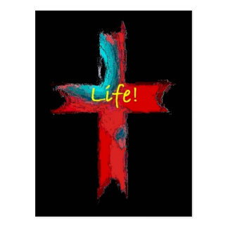 LIFE! POSTCARD