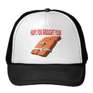 Life Preserver Hats