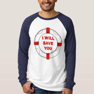 Life Preserver Rescue T-Shirt