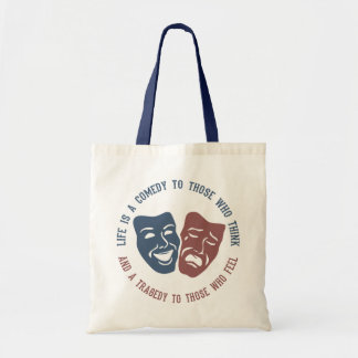 LIFE quote bag - choose style & color