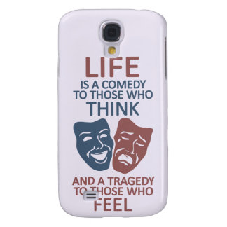 LIFE quote custom HTC case
