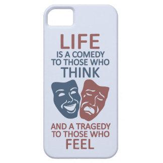 LIFE quote custom iPhone case